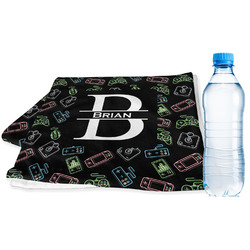 Video Game Sports & Fitness Towel (Personalized)