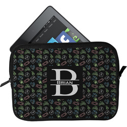 Video Game Tablet Case / Sleeve (Personalized)