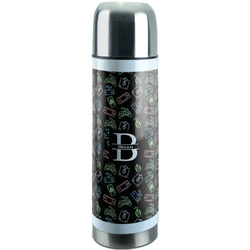 Video Game Stainless Steel Thermos (Personalized)