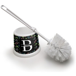 Video Game Toilet Brush (Personalized)