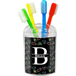 Video Game Toothbrush Holder (Personalized)