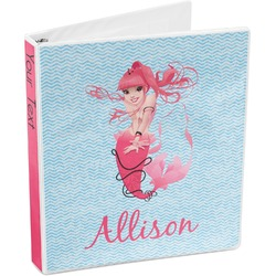 Mermaid 3-Ring Binder (Personalized)