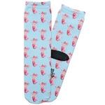 Mermaid Adult Crew Socks (Personalized)