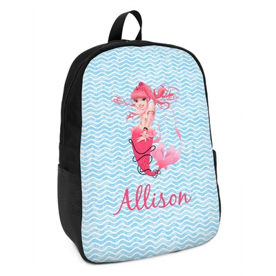 Mermaid Kids Backpack (Personalized)