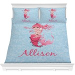 Mermaid Comforters (Personalized)
