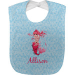 Mermaid Baby Bib (Personalized)