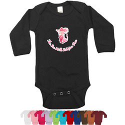Mermaid Bodysuit - Black (Personalized)