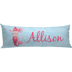 Mermaid Body Pillow Case (Personalized)
