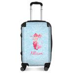 Mermaid Suitcase (Personalized)