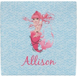 Mermaid Ceramic Tile Hot Pad (Personalized)
