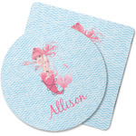 Mermaid Rubber Backed Coaster (Personalized)