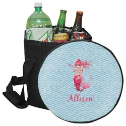 Mermaid Collapsible Cooler & Seat (Personalized)