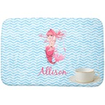Mermaid Dish Drying Mat (Personalized)