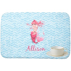 Mermaid Dish Drying Mat (Personalized)