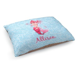 Mermaid Dog Pillow Bed (Personalized)