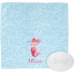 Mermaid Wash Cloth (Personalized)