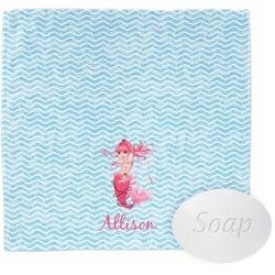 Mermaid Wash Cloth (Personalized)