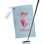 Mermaid Golf Towel Gift Set (Personalized)