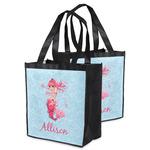 Mermaid Grocery Bag (Personalized)