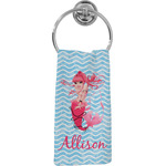Mermaid Hand Towel - Full Print (Personalized)