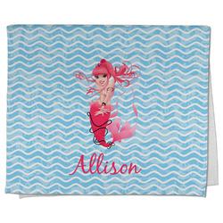 Mermaid Kitchen Towel - Full Print (Personalized)