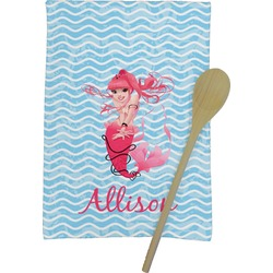 Mermaid Kitchen Towel - Full Print (Personalized)