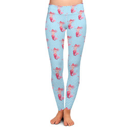 Mermaid Ladies Leggings (Personalized)