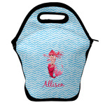 Mermaid Lunch Bag w/ Name or Text