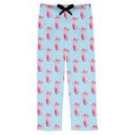 Mermaid Mens Pajama Pants (Personalized)