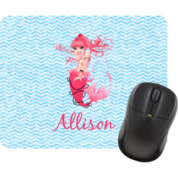 Mermaid Mouse Pad (Personalized)