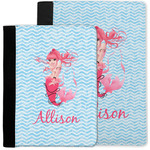 Mermaid Notebook Padfolio w/ Name or Text