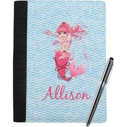 Mermaid Notebook Padfolio (Personalized)