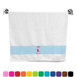 Mermaid Bath Towel (Personalized)
