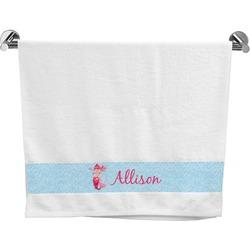 Mermaid Bath Towel (Personalized)