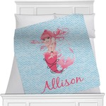 Mermaid Minky Blanket (Personalized)