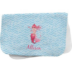 Mermaid Burp Cloth (Personalized)