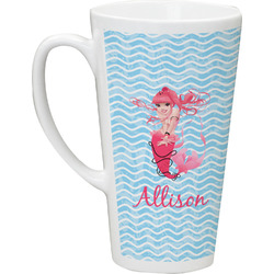Mermaid Latte Mug (Personalized)