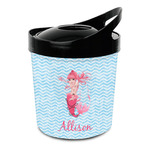 Mermaid Plastic Ice Bucket (Personalized)