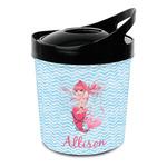 Mermaid Plastic Ice Bucket (Personalized)