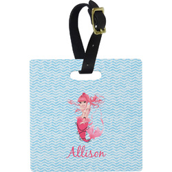 Mermaid Luggage Tags (Personalized)