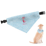Mermaid Dog Bandana (Personalized)