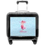 Mermaid Pilot / Flight Suitcase (Personalized)