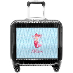 Mermaid Pilot / Flight Suitcase (Personalized)