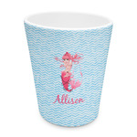 Mermaid Plastic Tumbler 6oz (Personalized)