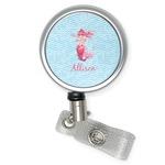Mermaid Retractable Badge Reel (Personalized)