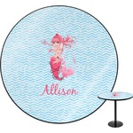 Mermaid Round Table (Personalized)