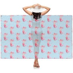 Mermaid Sheer Sarong (Personalized)