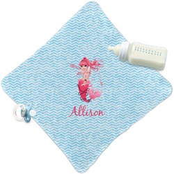 Mermaid Security Blanket (Personalized)