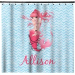 Mermaid Shower Curtain (Personalized)