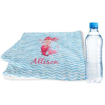 Mermaid Sports & Fitness Towel (Personalized)